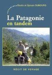 La Patagonie en tandem - Couverture - Format classique