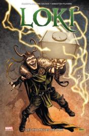 Loki ; les malheurs de Loki - Couverture - Format classique