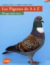Le pigeon de a à z - Couverture - Format classique