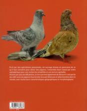 Le pigeon de a à z - 4ème de couverture - Format classique