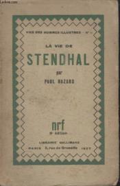 Collection Vies Des Hommes Illustres N° 11. La Vie De Stendhal. - Couverture - Format classique