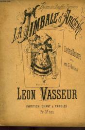 La Timbale D'Argent, Opera-Bouffe En 3 Actes - Couverture - Format classique
