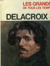 Delacroix - Couverture - Format classique