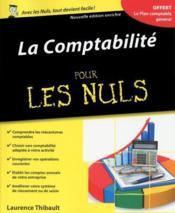 La comptabilité pour les nuls (2e édition) - Couverture - Format classique
