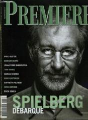 Premiere N° 259 - Spielberg Debarque - Couverture - Format classique
