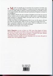 Les Jeudis muets ; moi, Fina, enfant du divorce - 4ème de couverture - Format classique