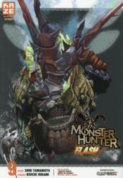 Monster hunter flash t.9 - Couverture - Format classique