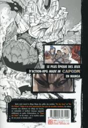 Monster hunter flash t.9 - 4ème de couverture - Format classique
