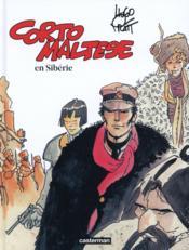 Corto Maltese T.6 ; Corto Maltese en Sibérie - Couverture - Format classique