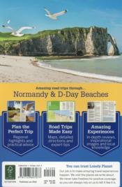 Normandy ; road trips - 4ème de couverture - Format classique