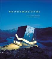 New swiss architecture - Couverture - Format classique
