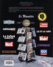 Les pastiches de Jalons ; 1985 - 2015 - 4ème de couverture - Format classique