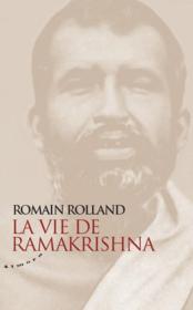 La vie de Ramakrishna - Couverture - Format classique