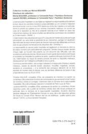 La responsabilité du service public hospitalier (2e édition) - 4ème de couverture - Format classique