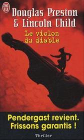 Le violon du diable - Couverture - Format classique