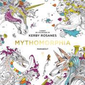 Le petit livre de coloriage ; mythomorphia - Couverture - Format classique