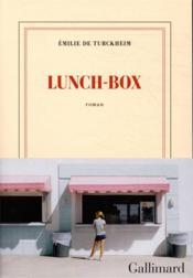 Lunch-box - Couverture - Format classique