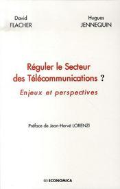 Reguler Le Secteur Des Telecommunications - Intérieur - Format classique