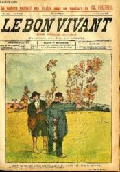 Le bon vivant n°465 - Couverture - Format classique