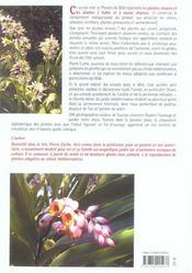 Plantes du midi t2 - 4ème de couverture - Format classique