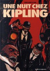 Une nuit chez Kipling - Intérieur - Format classique