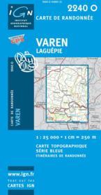 Varen Laguépie - Couverture - Format classique