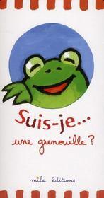Suis-je... une grenouille ? - Intérieur - Format classique