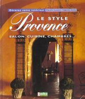 Le style provence - Intérieur - Format classique
