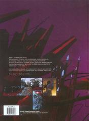 Le monde alpha t.1 ; initiation - 4ème de couverture - Format classique