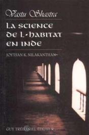 La science de l'habitat en Inde - Couverture - Format classique