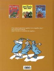 Aimé Lacapelle t.4 ; bêtes à bon diou - 4ème de couverture - Format classique