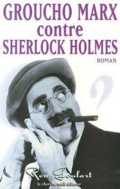 Groucho Marx contre Sherlock holmes - Intérieur - Format classique