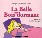 La Belle Au Bois Dormant Cd - Couverture - Format classique