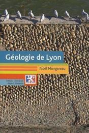 Géologie de Lyon - Couverture - Format classique