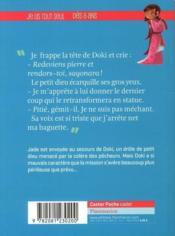 Jade et le royaume magique t.2 ; Doki contre-attaque - 4ème de couverture - Format classique