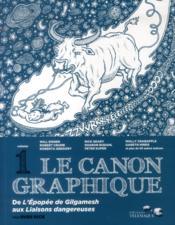 Le canon graphique t.1 - Couverture - Format classique