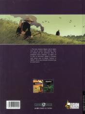 La rafale t.2 ; les traverses de Song-Lap - 4ème de couverture - Format classique