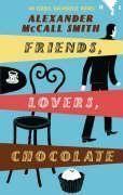 Friends, Lovers, Chocolate - Couverture - Format classique