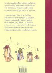 La Voix De La Foret - 4ème de couverture - Format classique