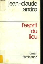 L'Esprit Du Lieu. - Couverture - Format classique