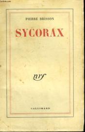 Sycorax. - Couverture - Format classique