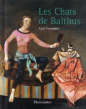 Les chats de Balthus - Couverture - Format classique