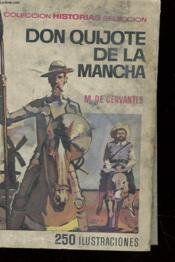 Don Quijote De La Mancha - Couverture - Format classique