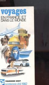 Voyages En France Et Dans Le Monde - Couverture - Format classique