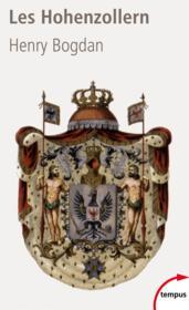 Les Hohenzollern - Couverture - Format classique