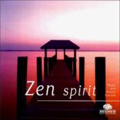 Zen spirit - Couverture - Format classique