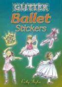 Glitter ballet stickers - Couverture - Format classique
