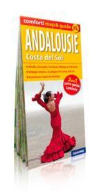 Andalousie, Costa del Sol - Couverture - Format classique