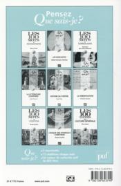 Revue D'Histoire Litteraire De La France N.2015/3 - 4ème de couverture - Format classique