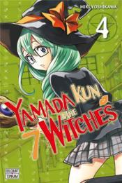 Yamada Kun & the 7 witches T.4 - Couverture - Format classique